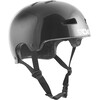 TSG Evolution Injected Color casco per bici Bambino nero